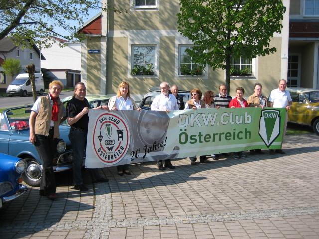 Mitglieder DKW Club Österreich